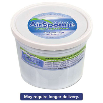 Nature's Air Odor-Absorbing Replacement Sponge, Neutral, 64 oz Tub
