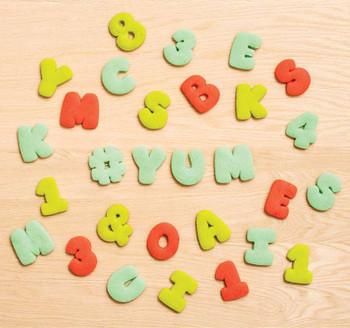 Sweet Sugarbelle Cookie Cutter Set 40/Pkg Mini Alpha & Number Set