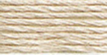 DMC Pearl Cotton Skein Size 5 27.3yd Ultra Very Light Beige Brown