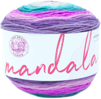 Lion Brand Mandala Yarn Mothra