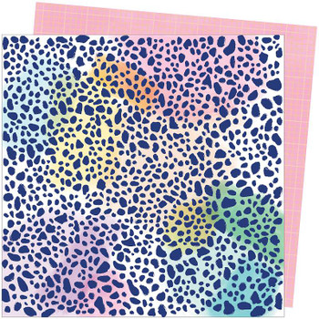"""Paige Evans Go The Scenic Route Dbl-Sided Cardstock 12""""X12"""" #19"""
