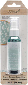 Sweet Sugarbelle Edible Color Mist 2oz Mint