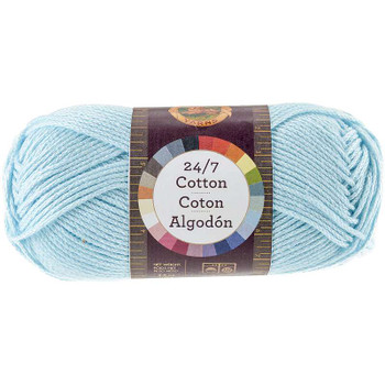 24/7 Cotton Yarn Aqua