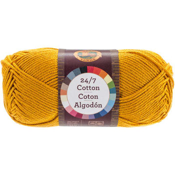 24/7 Cotton Yarn Goldenrod