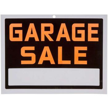 """Garage Sale Sign 1/Pkg 9""""X12"""""""