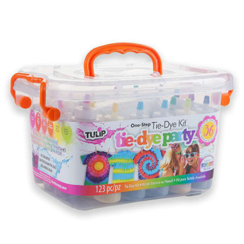 Tulip One-Step Tie-Dye Big Box Kit Pool Party