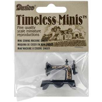 Timeless Miniatures Singer Sewing Machine