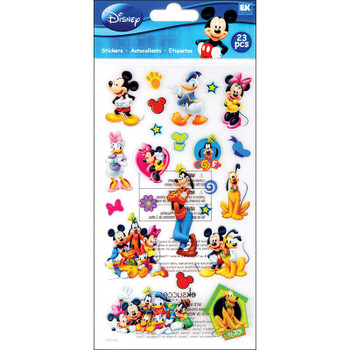Disney Classic Stickers Mickey & Friends