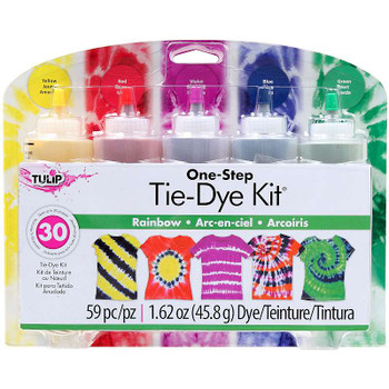 Tulip One-Step Tie-Dye Kit Rainbow