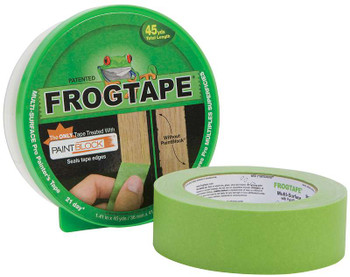 "Green Frog Multisurface Masking Tape 1.41""X45yd"