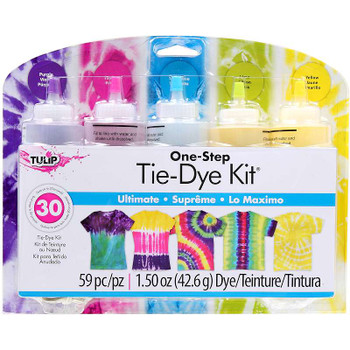 Tulip One-Step Tie-Dye Kit Ultimate