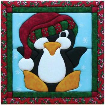 """Penguin Quilt Magic Kit 12""""X12"""""""