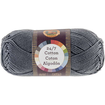 24/7 Cotton Yarn Charcoal