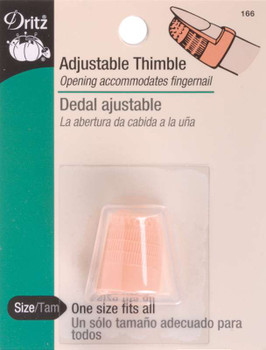 Adjustable Thimble One Size Fits All