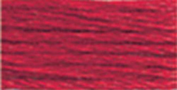 DMC 6-Strand Embroidery Cotton 500g Cone Christmas Red