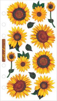 Sticko Stickers Sunflowers