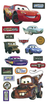 Disney Cars Stickers & Borders