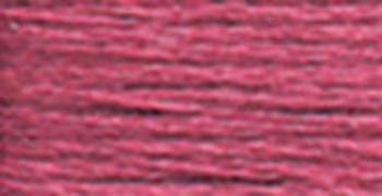 Anchor 6-Strand Embroidery Floss 8.75yd Antique Rose Medium Dark
