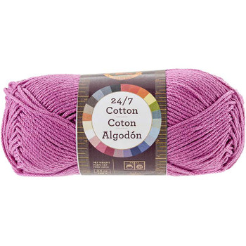 24/7 Cotton Yarn Rose