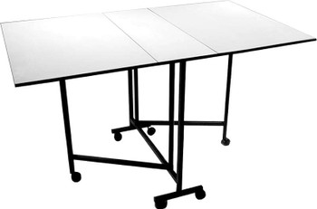 "Home Hobby Table 36""X36""X59.5"" Open FOB: MI"