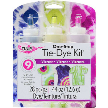 Tulip One-Step Tie-Dye Kit Vibrant