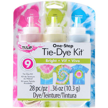 Tulip One-Step Tie-Dye Kit Brights