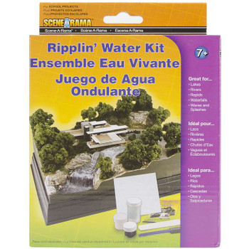 Diorama Kit Ripplin' Water