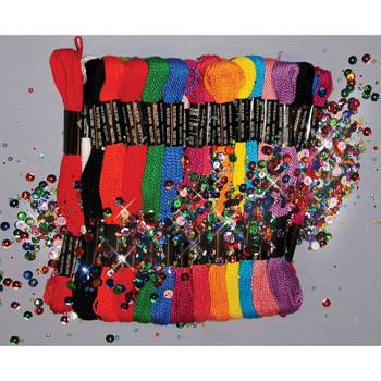 Zenbroidery Stitching Trim Pack Basics 36/Pkg