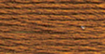 DMC 6-Strand Embroidery Cotton 100g Cone Brown Light