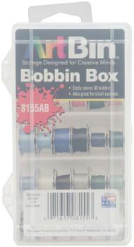 "ArtBin Bobbin Box 3""X6""X1.25"" Translucent"