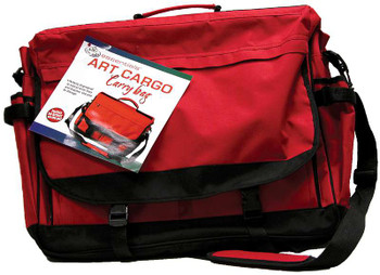 "Art Cargo Carry Bag 16.5""X21.75"""