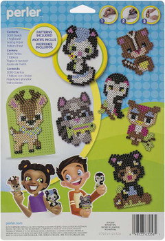 Perler Fuse Bead Activity Kit Forest Friends Arch