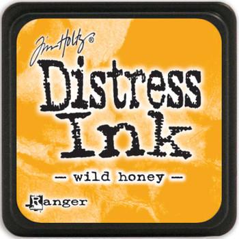 Distress Mini Ink Pad Wild Honey
