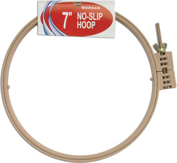 "Plastic No-Slip Hoop 7"""
