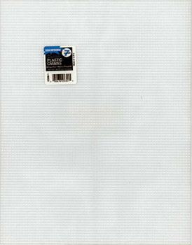 "Plastic Canvas 7 Count 10""X13"" Clear"