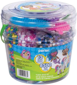 Perler Fused Bead Bucket Kit Believe In Magic