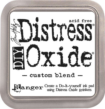 Tim Holtz DIY Distress Oxide Ink Pad Custom Blend
