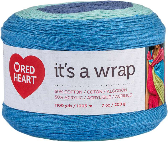 Red Heart It's A Wrap Yarn Documentary