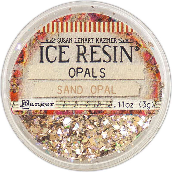Ice Resin Opals Sand