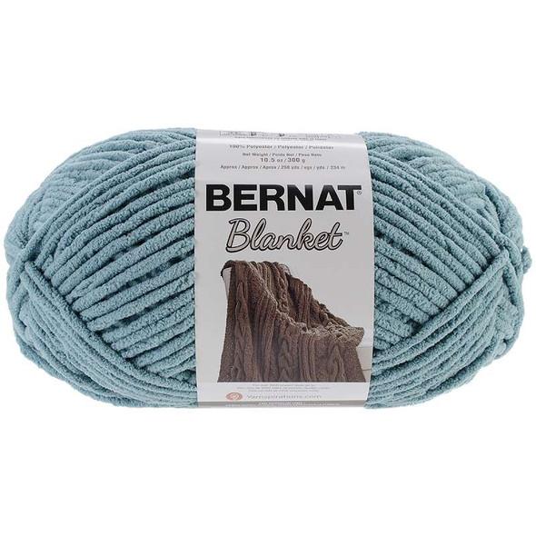 Bernat Blanket Big Ball Yarn Teal