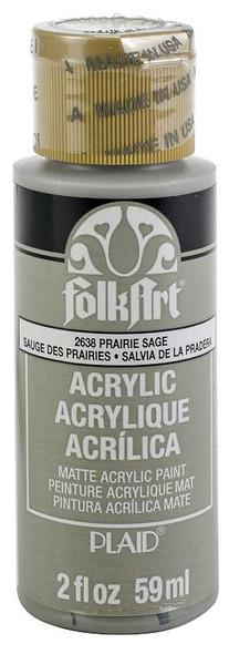 FolkArt Acrylic Paint 2oz Prairie Sage