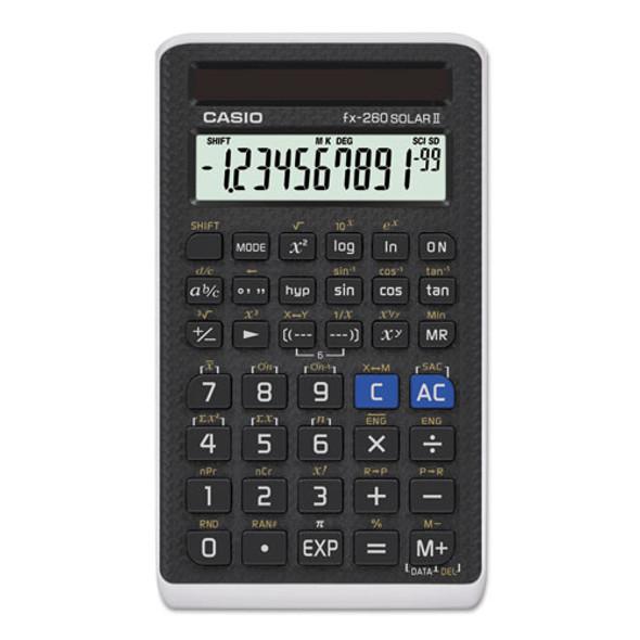 Casio FX-260 Solar All-Purpose Scientific Calculator