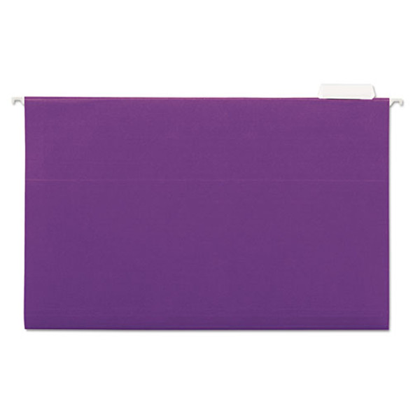 Universal Deluxe Bright Color Hanging File Folders - UNV14220