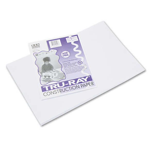 Pacon Tru-Ray Construction Paper - PAC103058