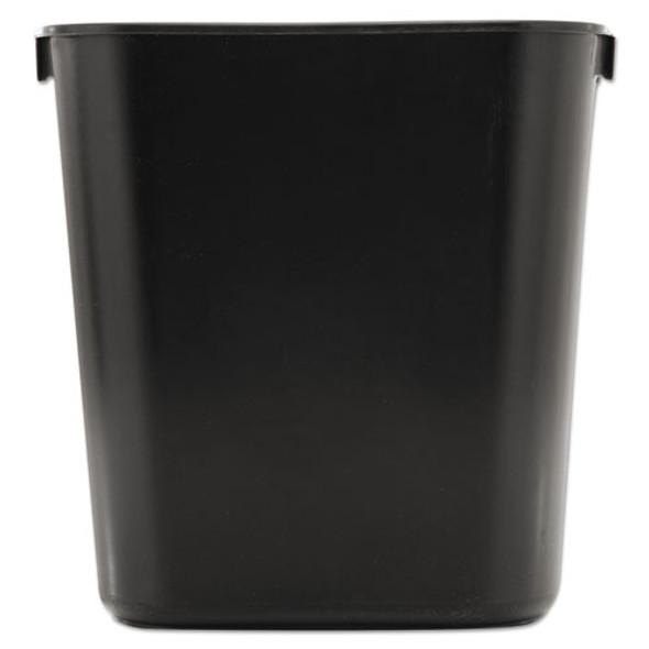 Rubbermaid Commercial Deskside Plastic Wastebasket