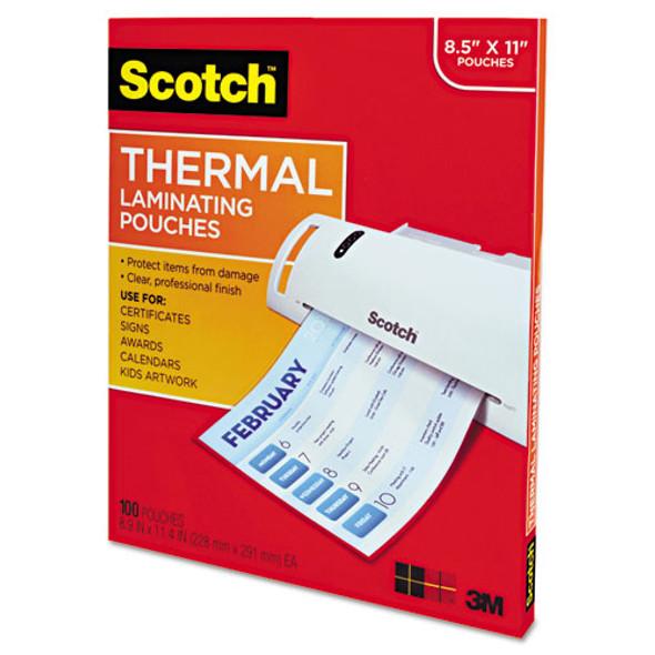 Scotch Laminating Pouches - MMMTP3854100