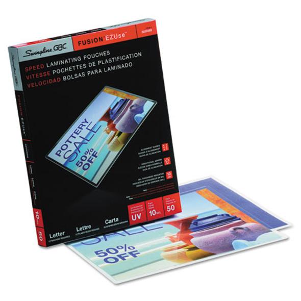 GBC EZUse Thermal Laminating Pouches - GBC3200599