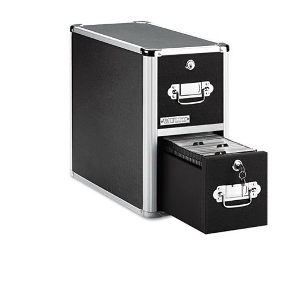 Vaultz CD File Cabinets - IDEVZ01094