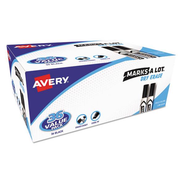 Avery MARKS A LOT Desk-Style Dry Erase Marker - AVE98207