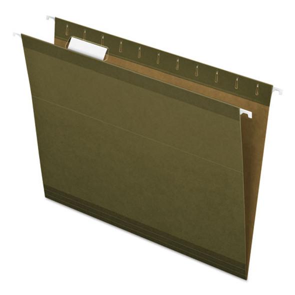Pendaflex Reinforced Hanging File Folders - PFX415215